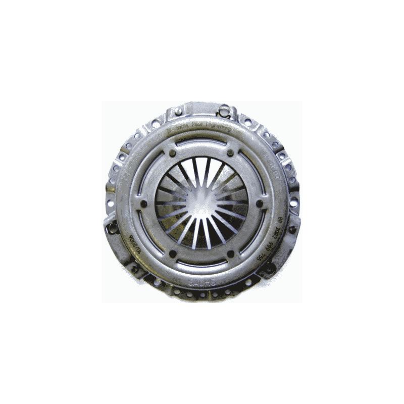 Sachs Performance Druckplatte