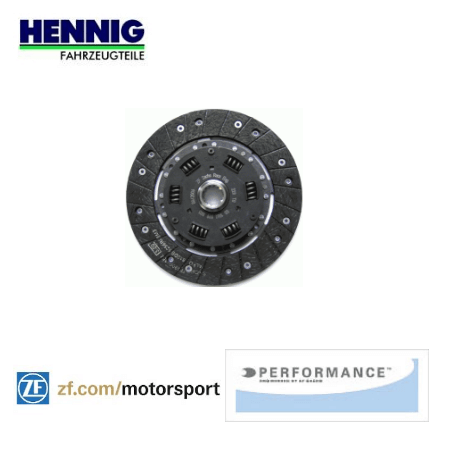 Sachs Performance clutch disc 881861000026